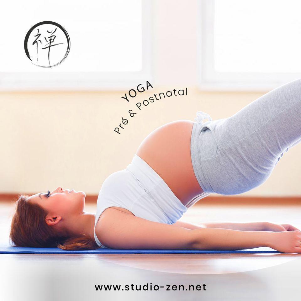 yoga maternité